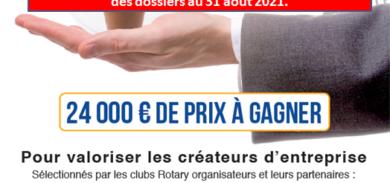 Trophée rotary 2021